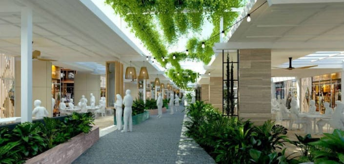Resolve Technical Solutions - Harbour Town Eat Street Redevelopment